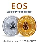eos. accepted sign emblem.... | Shutterstock .eps vector #1071446069