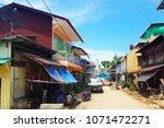 kawthaung  mm   may 9  2017 ... | Shutterstock . vector #1071472271