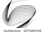 business background lines wave... | Shutterstock .eps vector #1071481244