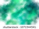 brushed painted abstract... | Shutterstock . vector #1071544541