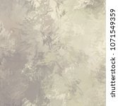 brushed painted abstract... | Shutterstock . vector #1071549359