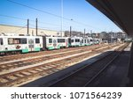 Small photo of Green Line at Riverside Station