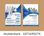 business abstract vector... | Shutterstock .eps vector #1071650174