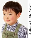 boy with cute smile. editorial... | Shutterstock . vector #1071650501