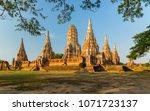 Wat Chaiwatthanaram Ayutthaya  ...