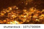favelas neighborhoods bogota...   Shutterstock . vector #1071730004