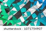 abstract 3d rendering of... | Shutterstock . vector #1071754907