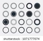 graphic design element modern... | Shutterstock .eps vector #1071777074