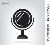mirror icon vector | Shutterstock .eps vector #1071799277