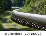 water power plant pipe | Shutterstock . vector #107180729