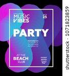 web banner or print poster for... | Shutterstock .eps vector #1071823859