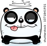 a cartoon illustration of a... | Shutterstock .eps vector #1071841931