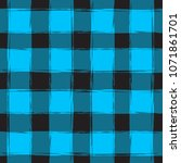 tartan seamless pattern. plaid... | Shutterstock .eps vector #1071861701