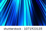 light blue zoom abstract... | Shutterstock .eps vector #1071923135