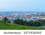 view to auckland new zealand... | Shutterstock . vector #1071926345