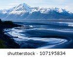 alaska's turnagain arm | Shutterstock . vector #107195834