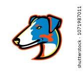 Mascot Icon Illustration Of...