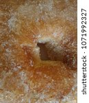close up of doughnut   Shutterstock . vector #1071992327