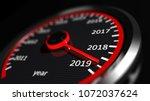 New Year 2019 Car Speedometer ...