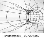 abstract background  technology ... | Shutterstock . vector #107207357