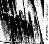 grunge halftone black and white ...   Shutterstock .eps vector #1072083134