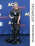 Small photo of LAS VEGAS-APR 15: Singer Laura Alaina attends the 53rd Annual Academy of Country Music Awards on April 15, 2018 at the MGM Grand Arena in Las Vegas, Nevada.