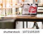 thailand   bangkok   april 6 ...   Shutterstock . vector #1072105205