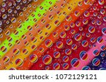 color abstract background with... | Shutterstock . vector #1072129121