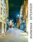nottingham  united kingdom ... | Shutterstock . vector #1072145225