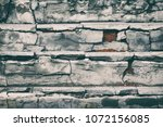 old destroyed steps texture.... | Shutterstock . vector #1072156085