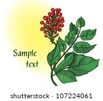 excellent vector backgrounds of ... | Shutterstock .eps vector #107224061