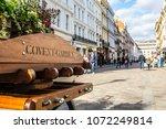 london  april  2018  shopping...   Shutterstock . vector #1072249814