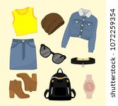 Girly Fashion Style Items...