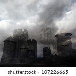 3d fortress | Shutterstock . vector #107226665