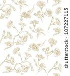 flower illustration | Shutterstock . vector #107227115
