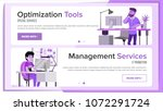 website banners design template ... | Shutterstock .eps vector #1072291724