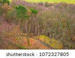 edinburgh landscape  edinburgh... | Shutterstock . vector #1072327805