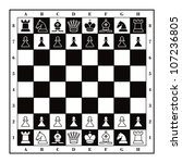 Set Of Chess Figures With...