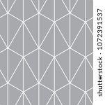 vector seamless pattern.... | Shutterstock .eps vector #1072391537