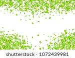 vector fresh spring green... | Shutterstock .eps vector #1072439981