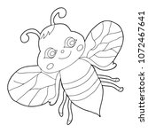 coloring for children. funny...   Shutterstock .eps vector #1072467641