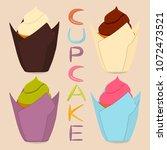vector icon illustration logo...   Shutterstock .eps vector #1072473521