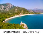 view from olympos  the... | Shutterstock . vector #1072491719