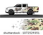 truck graphic vector design....   Shutterstock .eps vector #1072529351