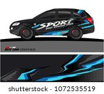 car graphic vector. abstract... | Shutterstock .eps vector #1072535519