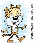 a cartoon illustration of a...   Shutterstock .eps vector #1072552121