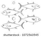 childish  isolated hand drawn... | Shutterstock .eps vector #1072563545
