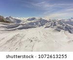 a wintertime view from mt.... | Shutterstock . vector #1072613255