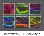 universal card sets with... | Shutterstock .eps vector #1072623545
