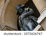 Statue of napoleon.
